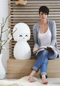 Lampa LED Kokeshi 63cm Mr Maria