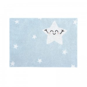 Dywan do prania w pralce 120x160 cm Happy Star, Mr Wonderful Lorena Canals