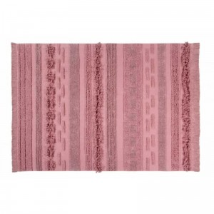 Dywan do prania w pralce 170x240 cm Air Canyon Rose Lorena L Canals
